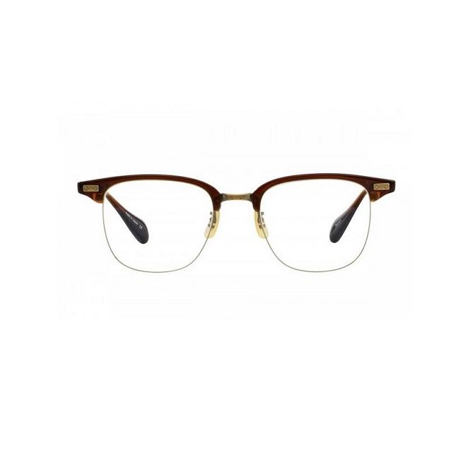 Oliver Peoples Executive I OV1172T - Espresso/Antique Gold 1238