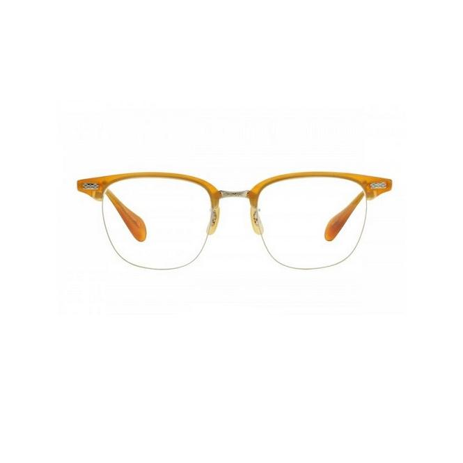 Oliver Peoples Executive I OV1172T - Matte Amber/Silver 1171