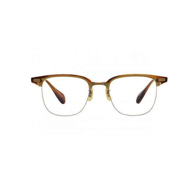 Oliver Peoples Executive I OV1172T - Matte Sycamore/Anitque Gold 1488