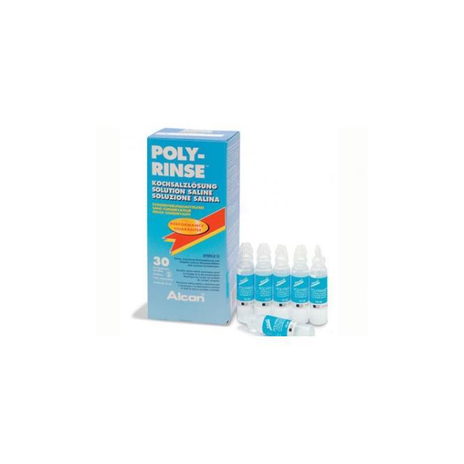 POLY-RINSE Kochsalzlösung 1x (30x15ml) Ampullen