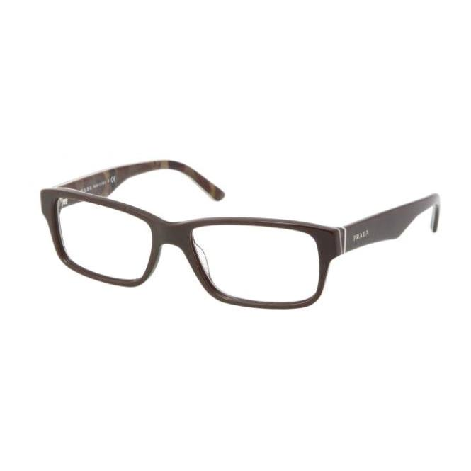 Prada PR 16MV - BRQ1O1 55-16 Tobacco/Military Green