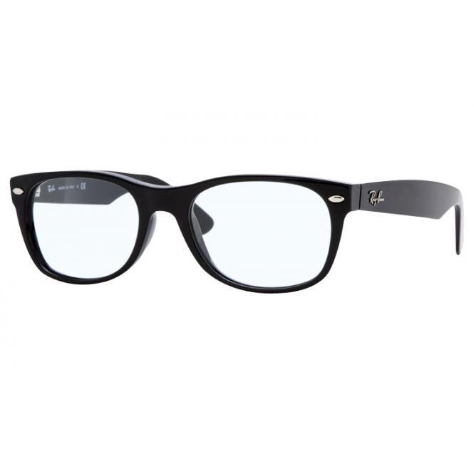 Ray-Ban RB 5184 - 2000 52-18 NEW WAYFARER - Korrekturbrille