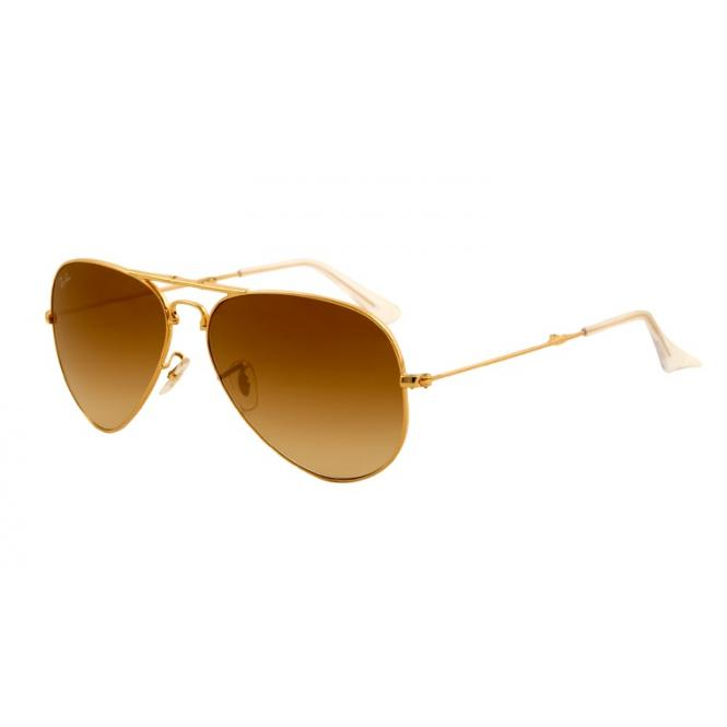 Ray-Ban RB3479 - 001-51 Faded Brown 58-14