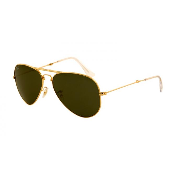 Ray-Ban RB3479 - 001 Arista/Green 55-14