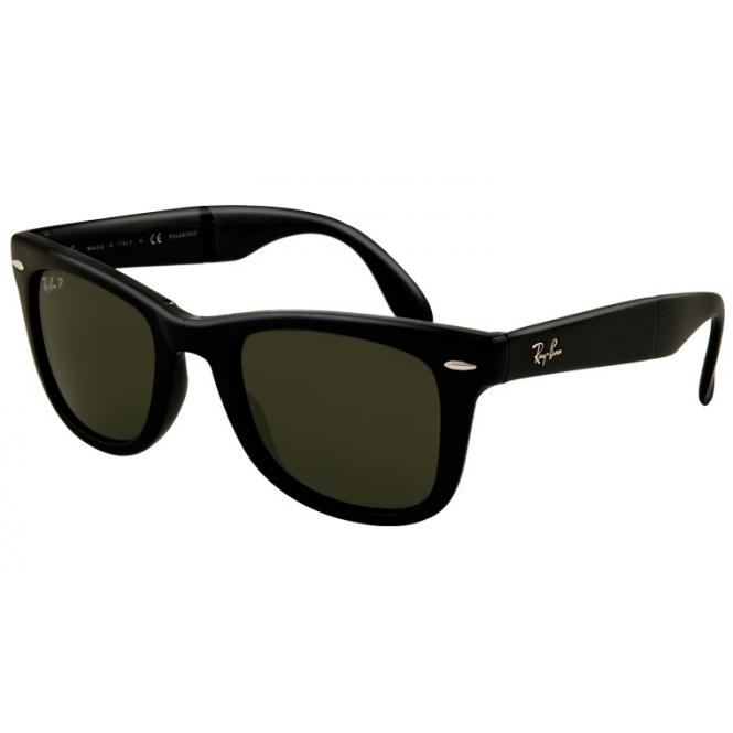 Ray-Ban WAYFARER FOLDING RB4105 - 601-58 Pol.50-22