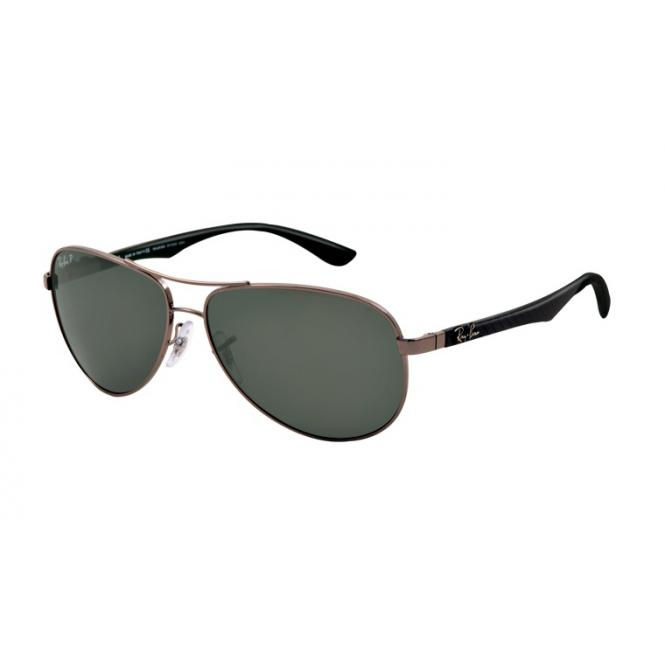 Ray-Ban RB8313 - 004-N5 Gunmetal Green 61-13