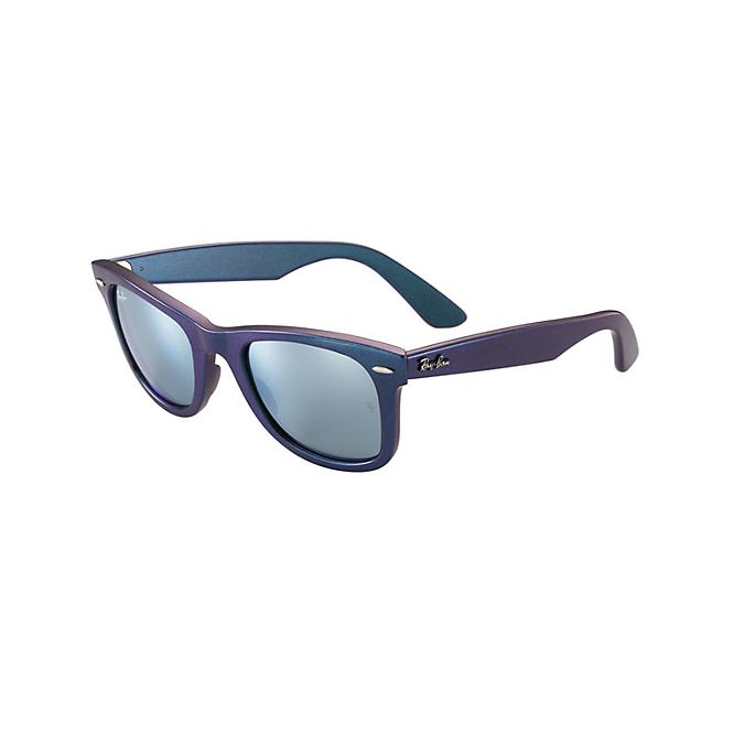 Ray-Ban ORIGINAL WAYFARER 50-22 RB2140 611330 Grey Mirror Silver