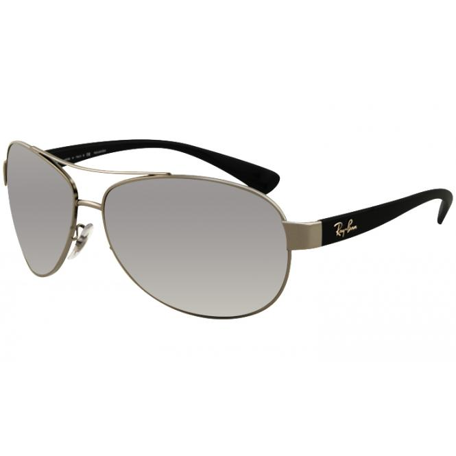 Ray-Ban 67-13 RB3386 003/8G Silver