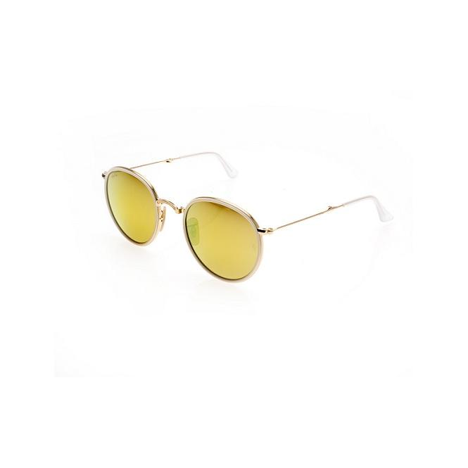 Ray-Ban RB3517 - 001/93 Mirror Gold 48/22
