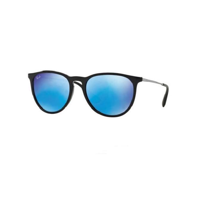 Ray-Ban Erika RB4171 - 601/55 Blue Mirror 54/18