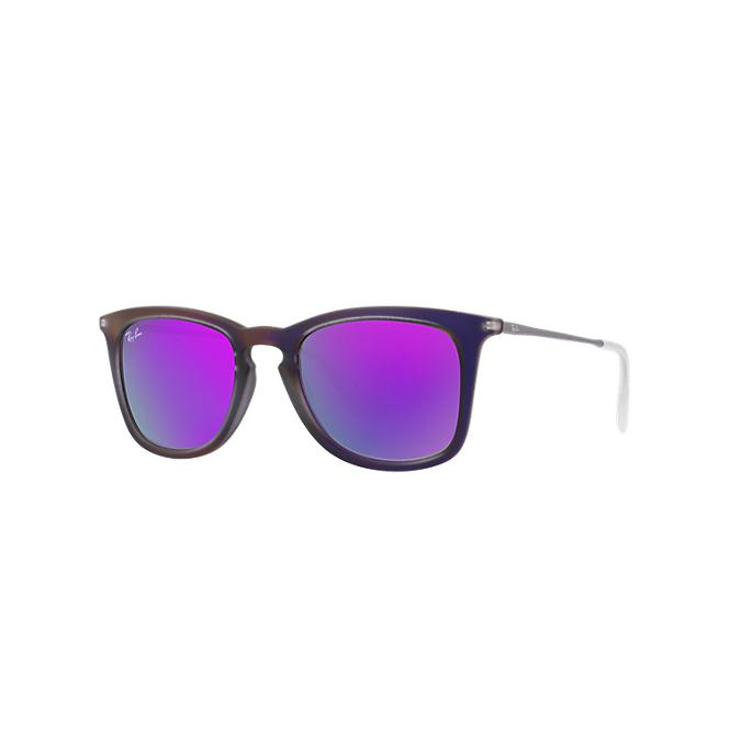 Ray-Ban RB4221 - 61684V Green Faded Violet 50/19