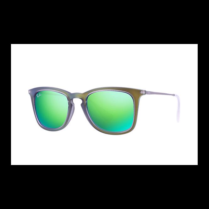 Ray-Ban RB4221 - 61693R Grey Mirror Green 50/19