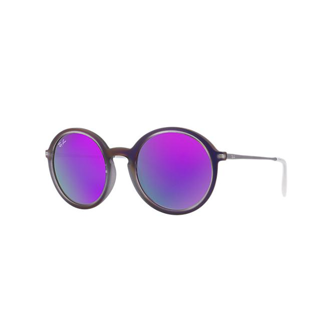 Ray-Ban RB4222 - 61684V Green Faded Violet 50/21