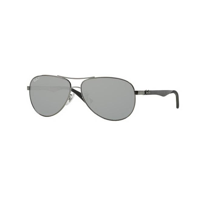 Ray-Ban RB8313 - 004/K6 Blue Mirror Silver 58-13
