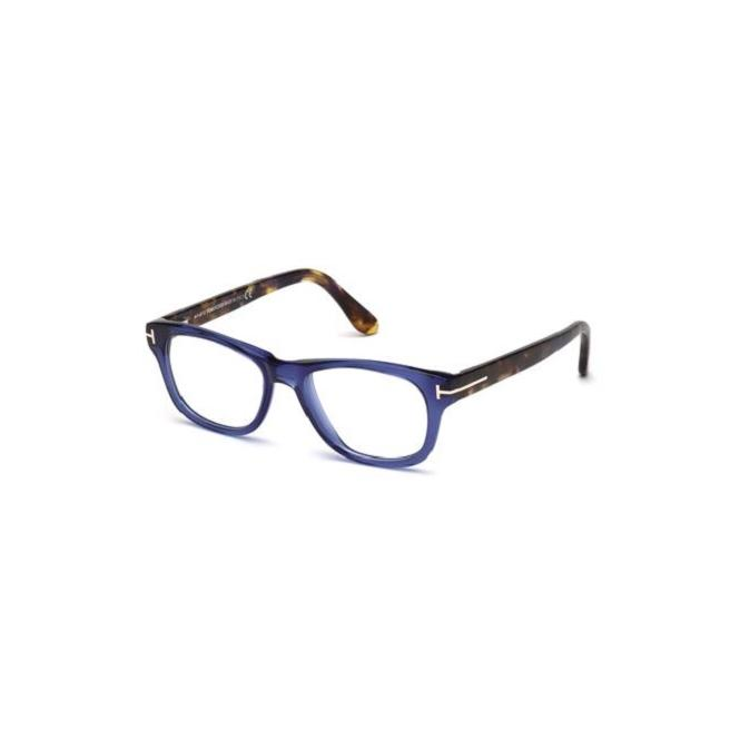 Tom Ford TF 5147 - 090 Blue 52-17