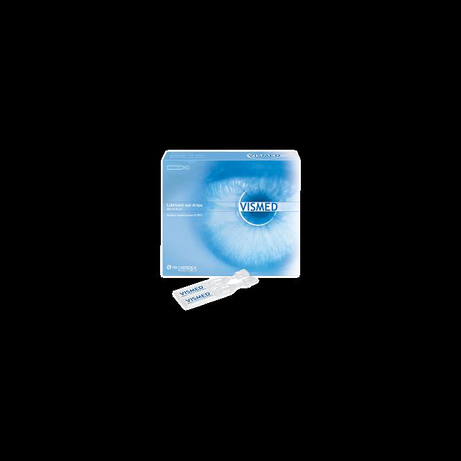 Vismed Augentropfen0.3ml Ampullen