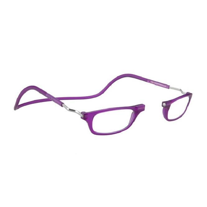Clic Magnet Lesebrille XL-CRFRV Lavender