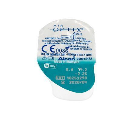 Sparset: Air Optix AQUA - 3 und OptiFree PureMoist ALCON