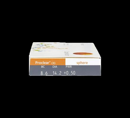 Proclear Spheric - 6 Monatslinsen