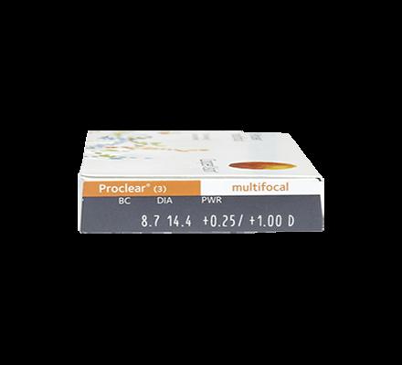 Proclear Multifocal - 6 Monatslinsen