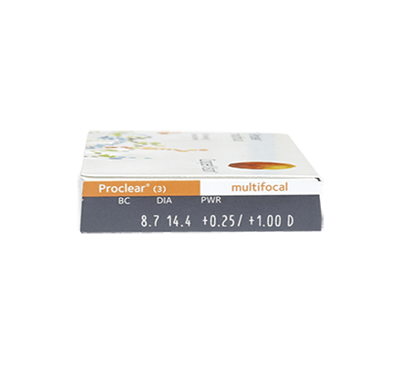 Proclear Multifocal - 3 Monatslinsen
