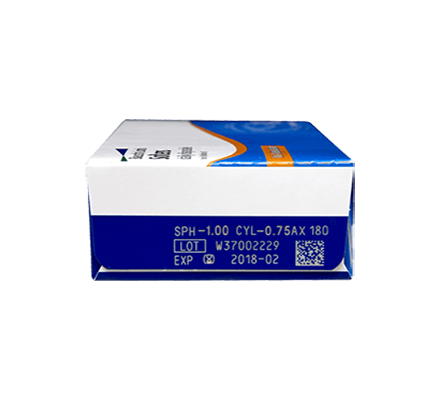SofLens daily disposable for Astigmatism - 30 Tageslinsen