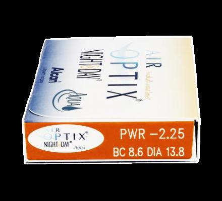 Sparset: Air Optix AQUA Night and Day - 3 und OptiFree PureMoist ALCON