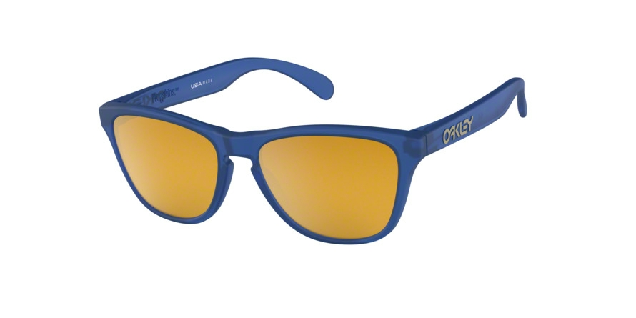 b289d13ed4e Sunglasses - Oakley Frogskins XS OJ9006-04 - buy online at lensvision.ch