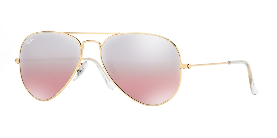 Sunglasses - Ray-Ban Aviator Large Metal RB3025 - 001-3E 58-14 - buy ... a5c982ffefc93