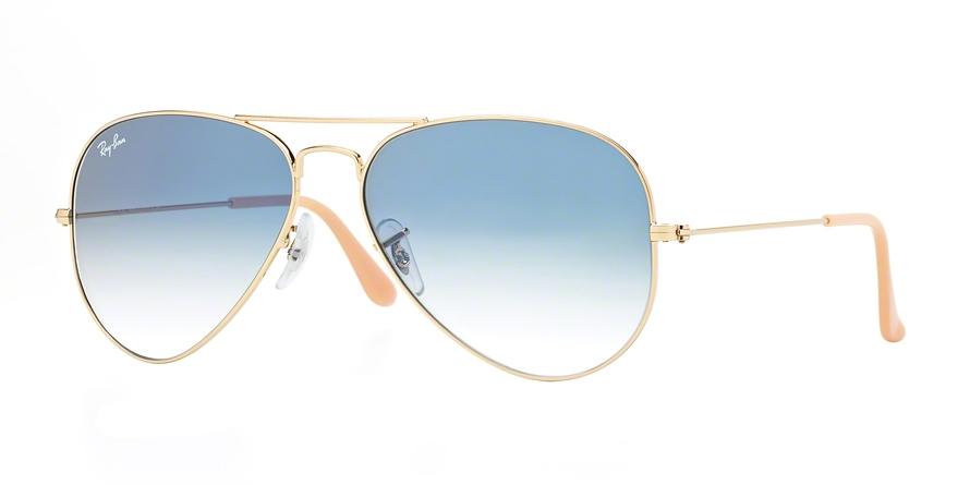 Sunglasses - Ray-Ban Aviator Large Metal RB3025 - 001-3F 62-14 - buy ... 03db9232ba549