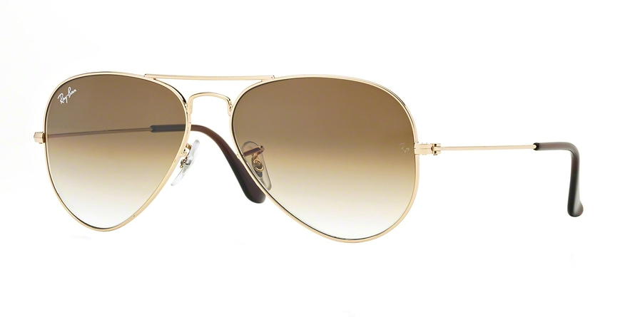 ray ban sonnenbrille large metal aviator rb3025