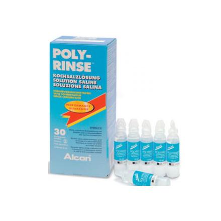 63c5e40ebc0611 Produits de Soins - POLYRINSE Solution Saline 1x (30x15ml) Ampoules ...
