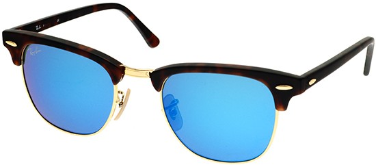 ray ban clubmaster schwarz gold