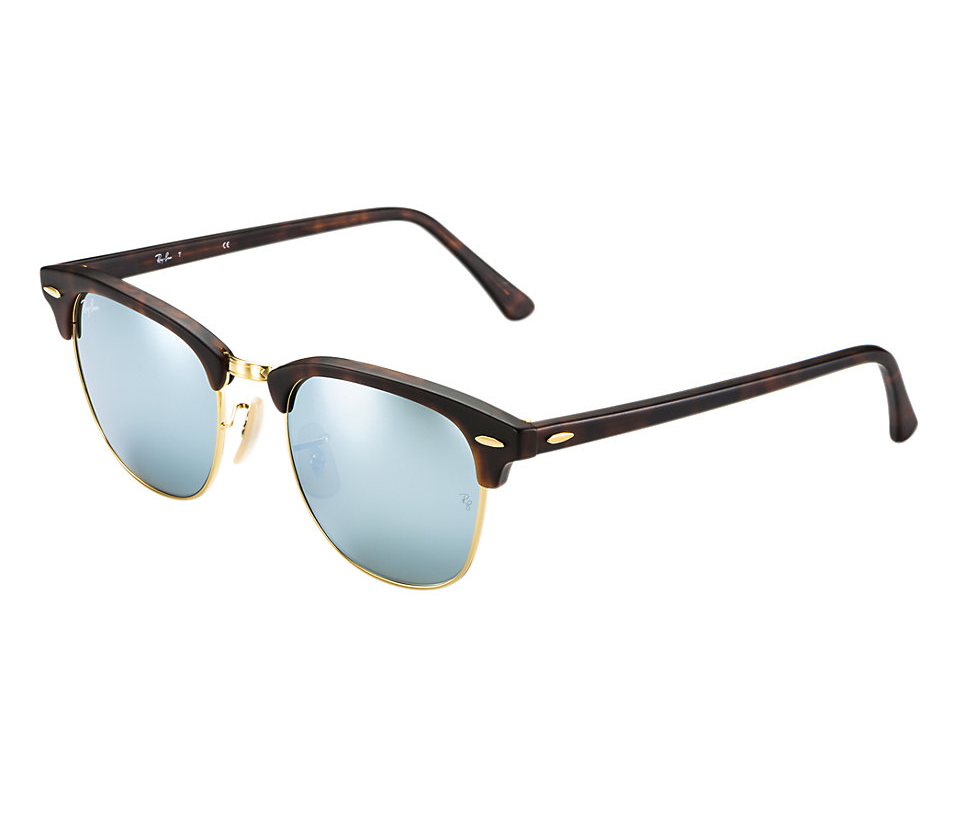 Sunglasses - Ray-Ban Clubmaster RB3016 - 1145/30 51-21 - buy online ...