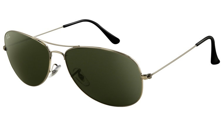 7868721c347 Sunglasses - Ray-Ban Cockpit RB3362 - 004 Gunmetal Green 56-14 - buy ...