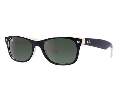 Sunglasses - Ray-Ban New Wayfarer RB2132 - 875 55-18 - buy online at ... 380f15dc71d