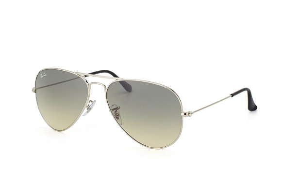 ray ban pilotenbrille small