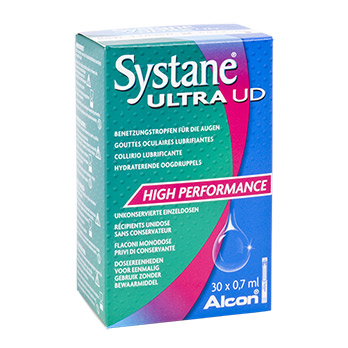 systane ultra test