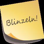 blinzeln